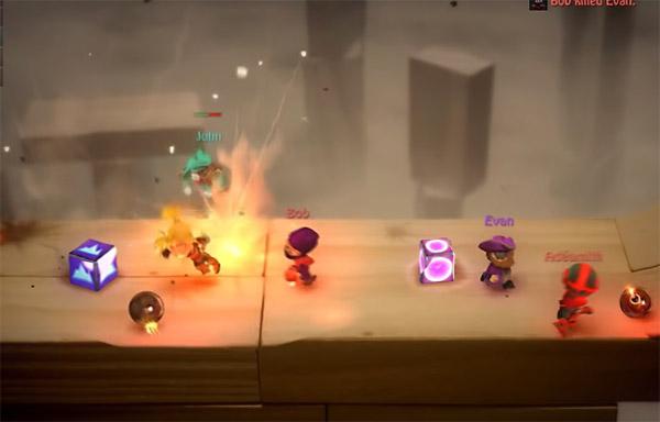 BombSquad для Андроида