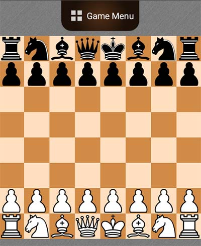Классические шахматы на телефоне