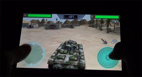 Играть вдвоём в танки
